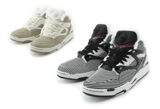 Reebok Artist Collection Pump Omni