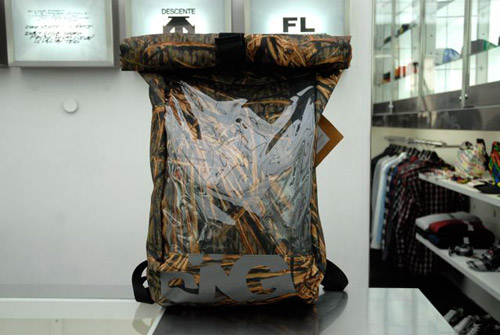 SAG LIFE Limited Edition Camouflage Bags