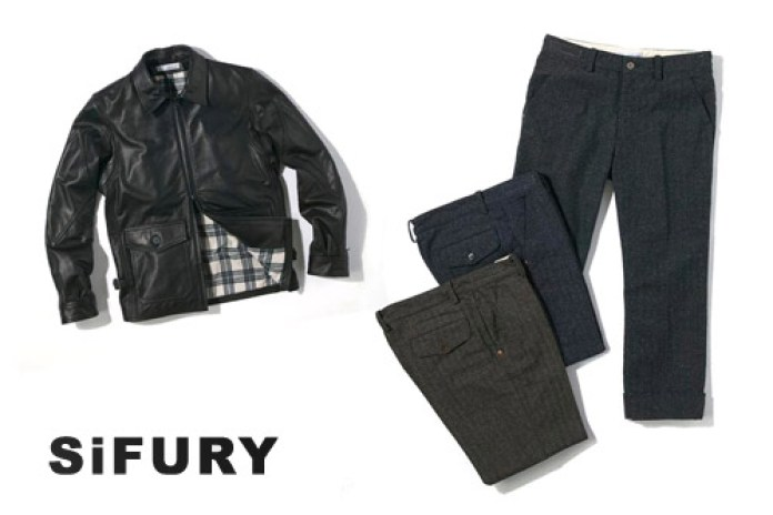 SiFury 2008 Fall/Winter Collection October Releases