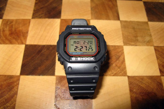 Spike Lee x Casio G-Shock Release