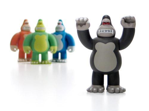STRANGEco x Amos Toys King Ken Mini Series