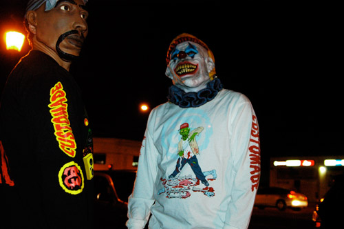 Stussy Customade Halloween Monsters T-Shirts