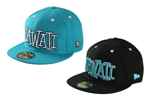 "Stussy Honolulu ""Hawaii"" New Era Caps"