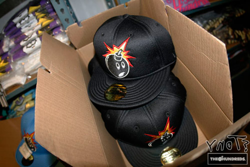 The Hundreds Soft Adam New Era 59Fifty Fitted Caps