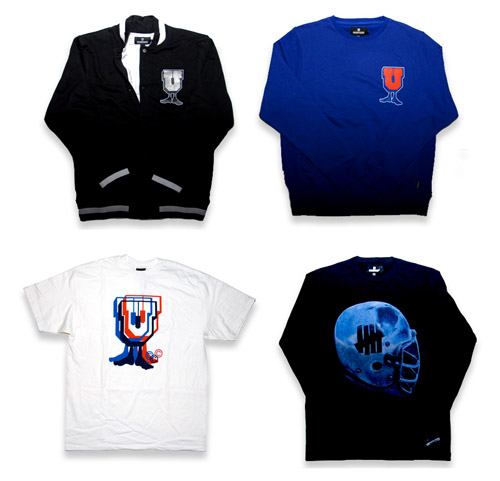 UNDFTD 2008 Fall/Winter Collection New Releases