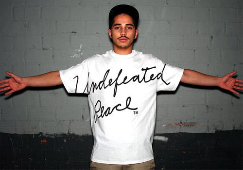 UNDFTD Peace Tee