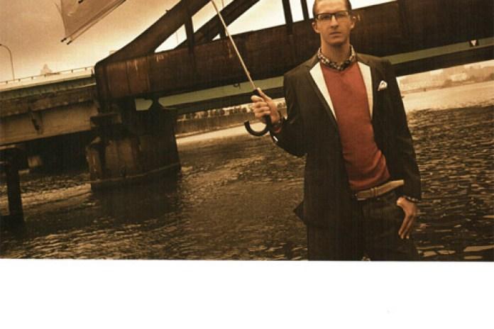 uniform experiment 2008 Fall/Winter Lookbook
