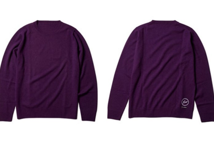 uniform experiment Cashmere Crewneck Knit