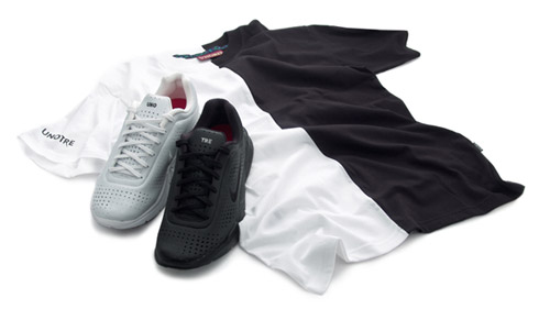 unotre x VNGRD x NIKE iD Air Zoom Moire+ Gift Pack