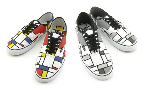 "Vans Authentic ""Mondrian"""