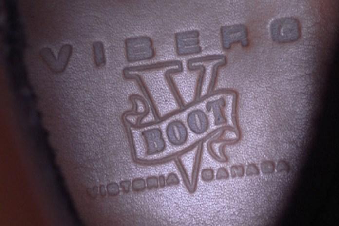 Viberg x Neighborhood Short Shift Boot