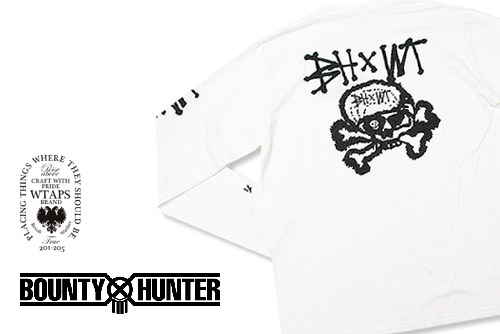 "WTAPS x Bounty Hunter ""Lost Boyz"" T-shirt"