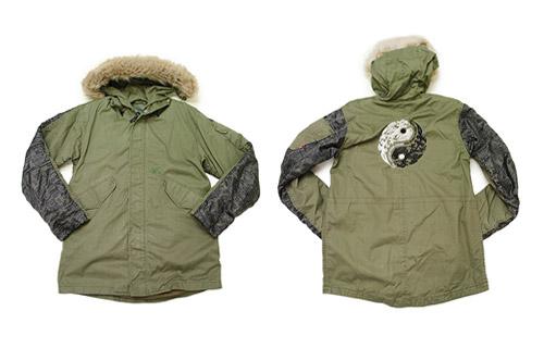 WTAPS M-51 Jacket