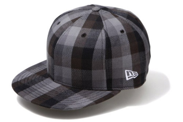 A Bathing Ape x New Era Plaid Pack