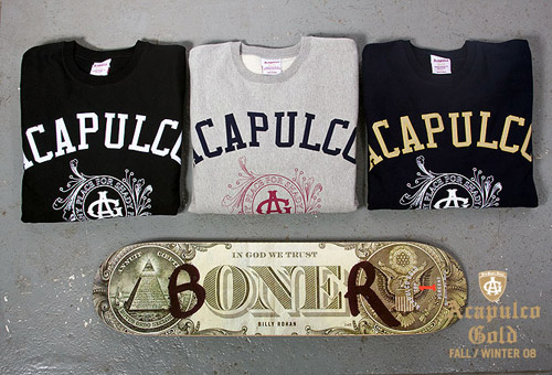 Acapulco Gold 2008 Winter Collection