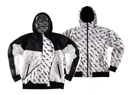 Addict x Rogue Status Reversible Jacket