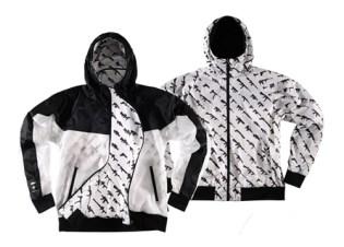 Addict x Rogue Status Reversible Jacket