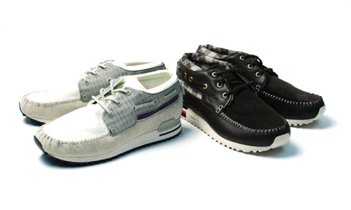 adidas Originals Winter Craftsmanship Pack O-Store ZX 700 Boat Shoe
