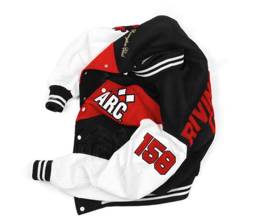 A.R.C x Mitchell & Ness Varsity Jackets