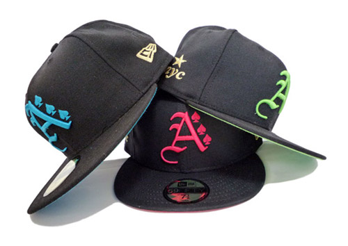 atmos x New Era 59Fifty Collection
