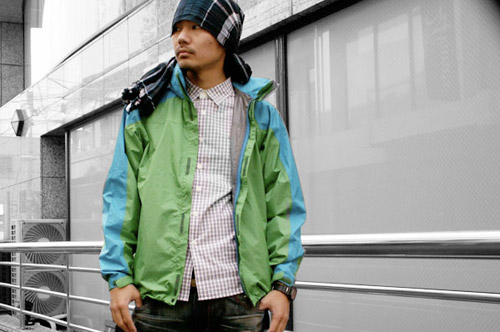 atmos x The North Face 2008 Fall/Winter Collection