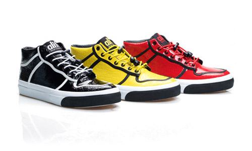 Barneys New York x ALIFE Everybody Mid Patent Pack