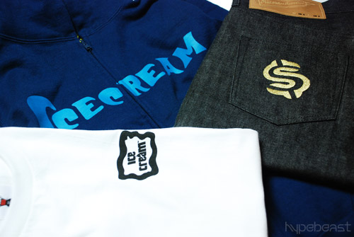 BBC | Ice Cream 2008 Fall/Winter Collection November Releases