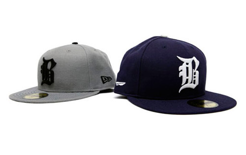 """Benny Gold New Era 59FIFTY """"Doughboys"""" Fitted Cap"""