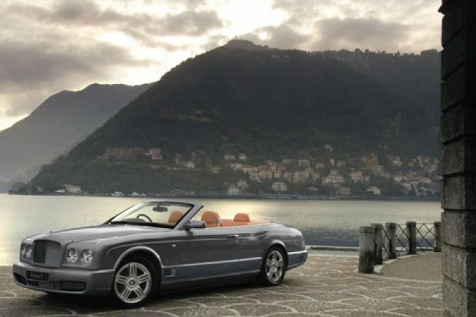 Bentley 2009 Azure T Convertible