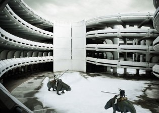 Cedric Delsaux Star Wars Series Artwork