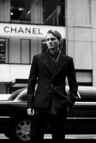 Chanel Menswear Colleciton by The Sartorialist for Fantastic Man