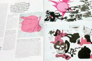 Clark Magazine x Todd James aka REAS