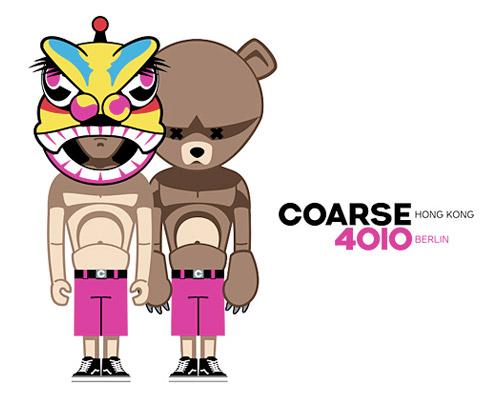 Coarse Toys - NOOP Show in Berlin