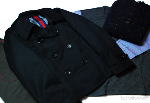 COMME des GARCONS Homme 2008 Fall/Winter Collection