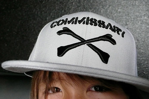 COMMISSARY x Mitchell & Ness Fitted Caps