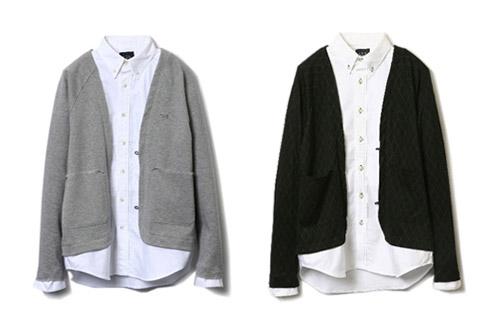 CYCLE : CLS Cardigan Shirt