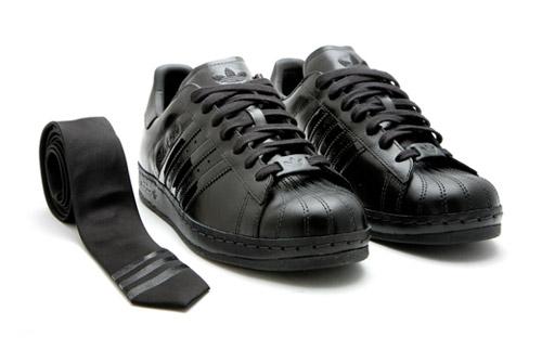 "David Z. x adidas ""Black Tie Project"" - A Closer Look"