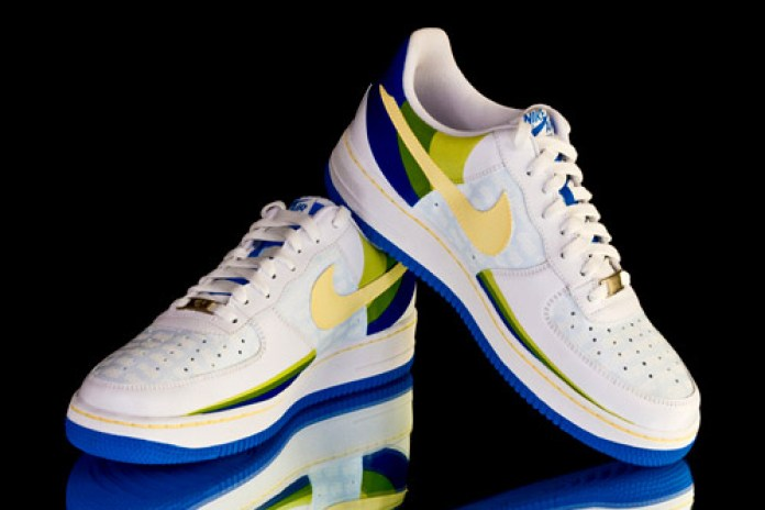 Digg x Sole Brother Nike Air Force 1 Custom