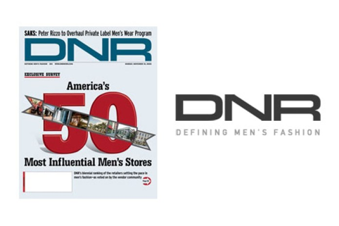 DNR's 50 Most Influential Men's Stores
