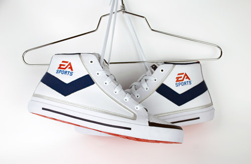 "EA Sports x Pony ""Feed the Cat"" Sneakers"