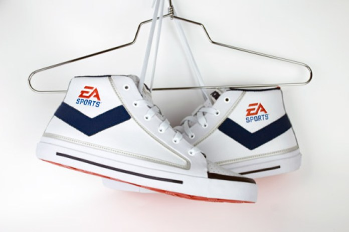 """EA Sports x Pony """"Feed the Cat"""" Sneakers"""