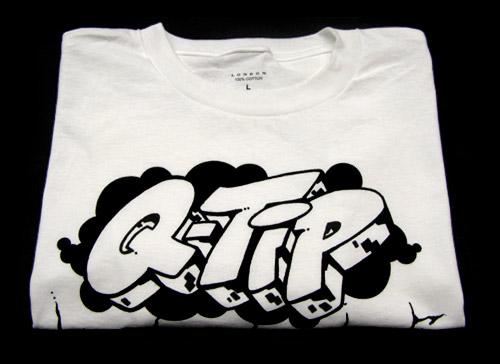 Epiphany x Q-Tip x Absurd T-shirt