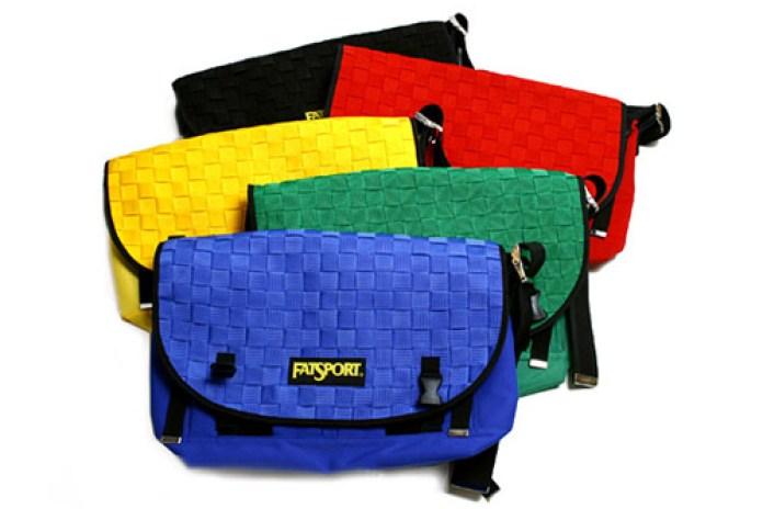 FAT Messenger Bag