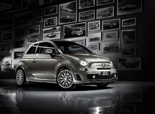 Fiat 500 Abarth DA 0 A 100 Limited Edition