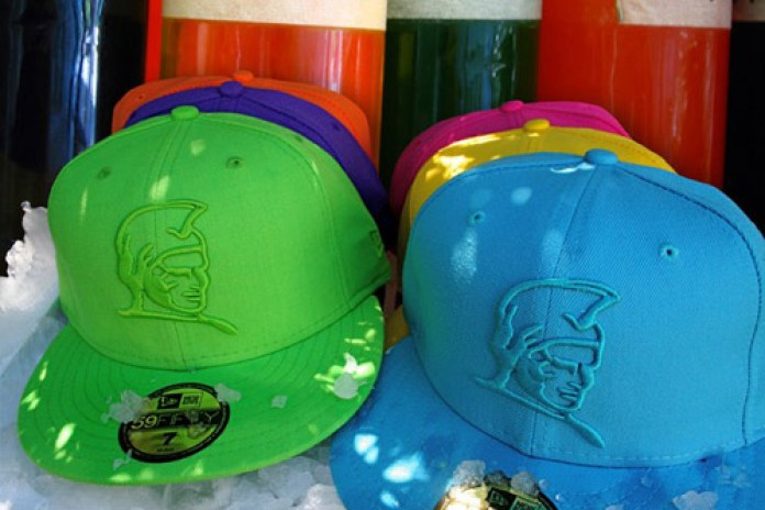 """Fitted Hawaii """"Shave Ice"""" New Era 59FIFTY Fitted Cap"""