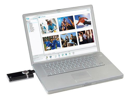 Flip MinoHD 720p Camcorder