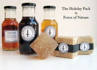 """Force of Nature """"Wash Away Your Sins"""" Holiday Pack"""