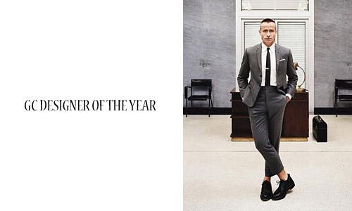 GQ Designer of the Year: Thom Browne
