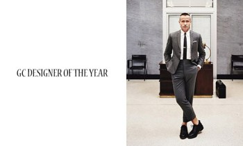 GQ Designer of the Year: Thom Browne