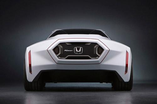 Honda FC Hydrogen Car